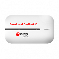 broadband on the go
